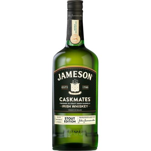 Jameson Irish Whiskey • Caskmates Stout Edition
