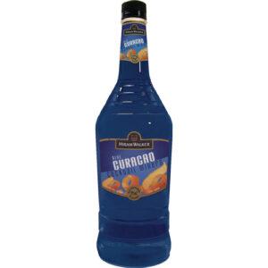 Hiram Walker Blue Curacao Cocktail Mixers