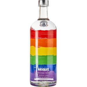 Absolut Vodka • 80 • Pride Colors