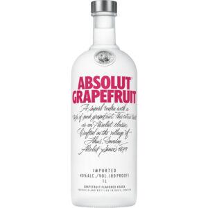 Absolut Vodka • Grapefruit