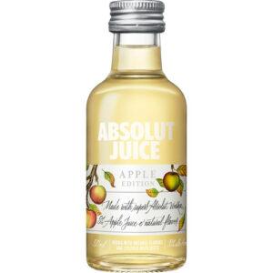 Absolut Juice • Apple Vodka 50ml (Each)
