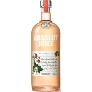 Absolut Juice • Strawberry 6 / Case