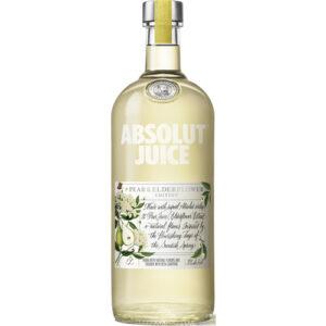 Absolut Juice • Pear Elderflower 6 / Case