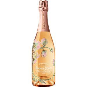 Perrier Jouet Belle Epoque Rose (Fleur) Champagne 6 / Case