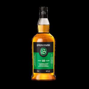 Springbank Malt Scotch • 15yr