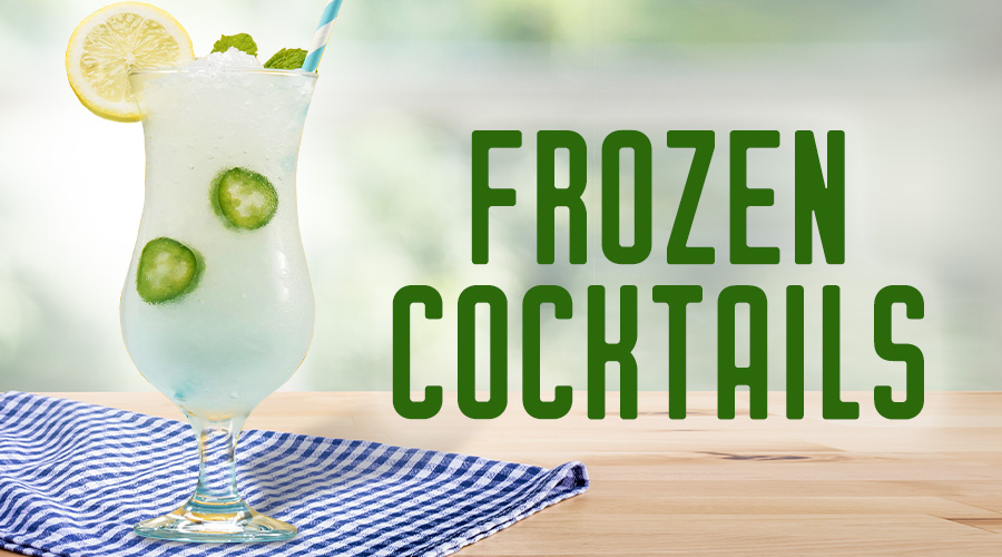 Cool Off With Frozen Cocktails - Spec's Wines, Spirits & Finer Foods