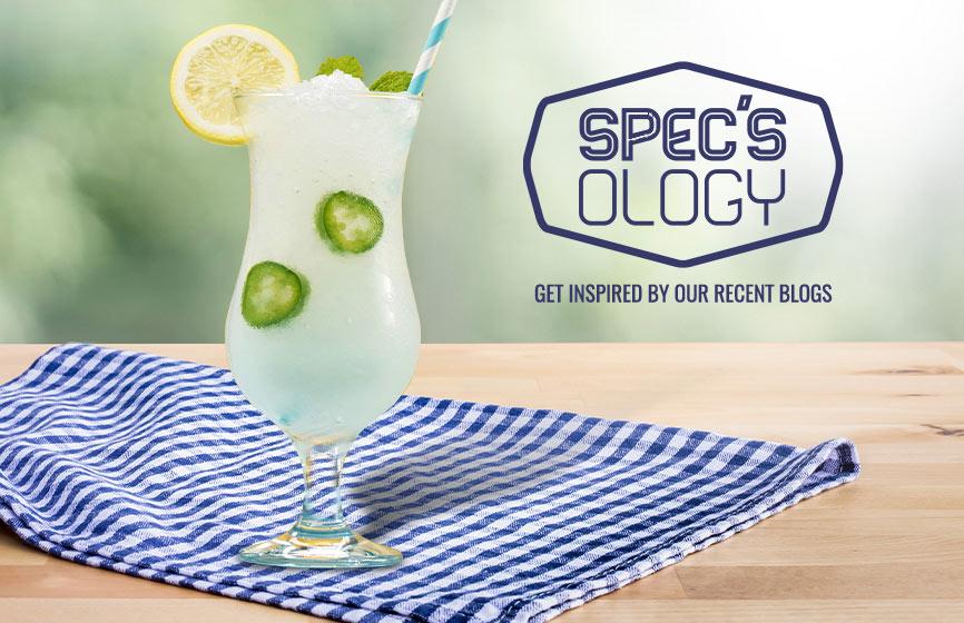 Spec'sOlogy Inspired Blog