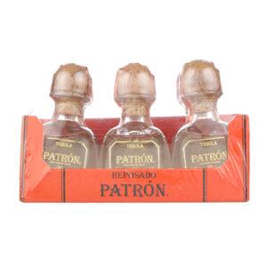 Patron Tequila • Reposado 50ml (Each)