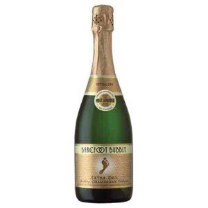 Barefoot Cellars Bubbly Extra Dry Chardonnay