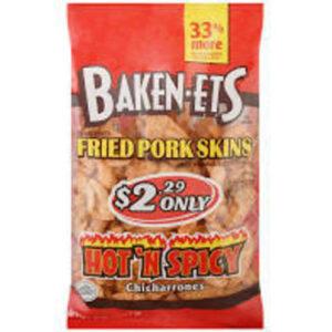 Bakenets Spicy Snack