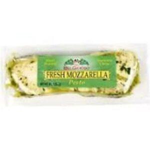 Belgioioso Fresh Mozzarella Pesto Braids
