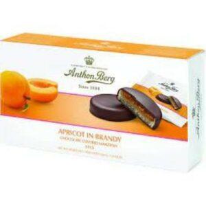 Anthon Berg Apricot Chocolates In Brandy