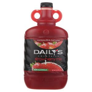 Dailys Strawberry Daiquiri Mix 9 / Case