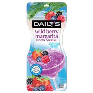 Dailys Wine Cocktails Wildberry Margarita In Pouch