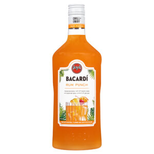 Bacardi Classic Cocktails Rum Punch