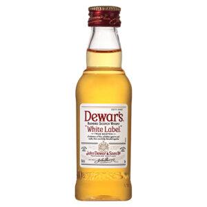 Dewars Scotch • 50ml (Each)