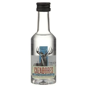 Cazadores Tequila Blanco • 50ml (Each)