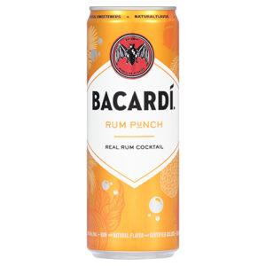 Bacardi Cocktails • Rum Punch 4pk-355ml
