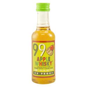 •99• Apple Whisky • 50ml (Each)