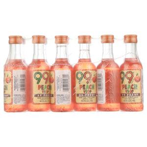 •99• Peach Brandy VSOP • 50ml (Each)