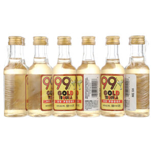 •99• Gold Tequila • 50ml (Each)