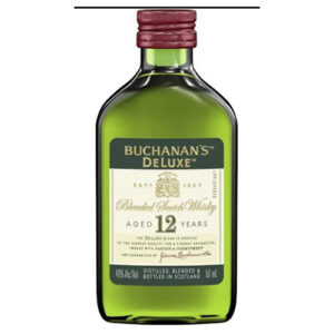 Buchanan's De Luxe 12 Year Old Blended Scotch Whisky