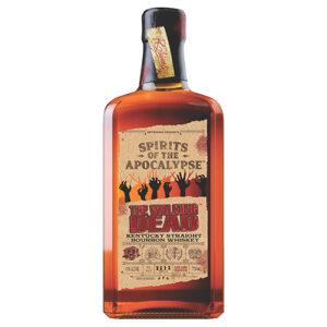 Walking Dead Straight Bourbon