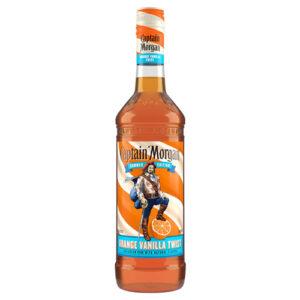 Capt Morgan Rum • Orange Vanilla