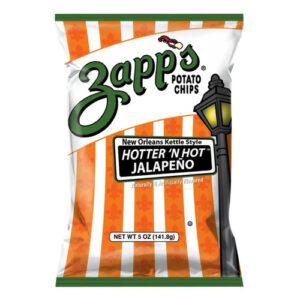 Zapps Chips • Jalapeno