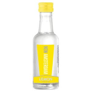 New Amsterdam Vodka • Lemon 50ml (Each)