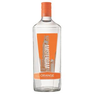 New Amsterdam Vodka •orange• Gallo California