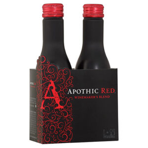 Apothic Red Blend Can 2pk