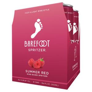 Barefoot Cellars Refresh Summer Red Rare Rose Blend