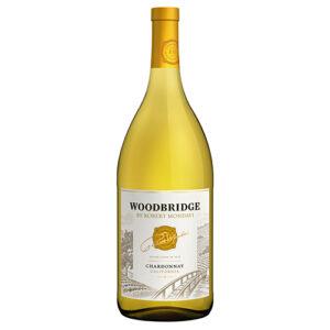 Mondavi Woodbridge Chardonnay Restaurant Label Ss