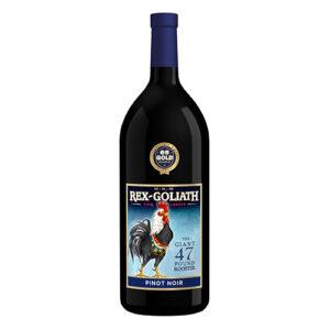 Rex Goliath Free Range Giant 47 Pound Rooster Pinot Noir