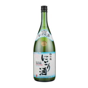 Sho Chiku Bai Nigori Unfiltered Sake Silky Mild