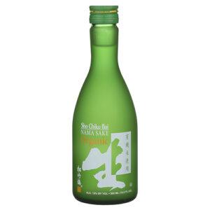 Sho Chiku Bai Nama Organic Sake
