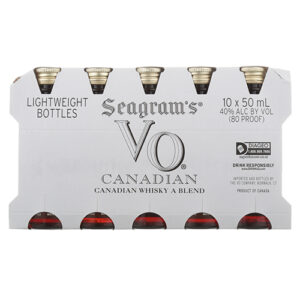 Seagrams Vo. • 50ml (Each)