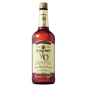 Seagram's Vo Canadian Whisky