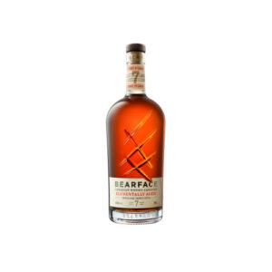 Bearface Triple Oak Canadian Whiskey 6 / Case