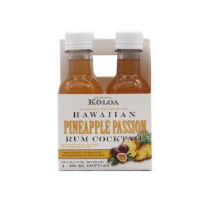 Koloa Hawaiian Cocktails • Pineapple Passion