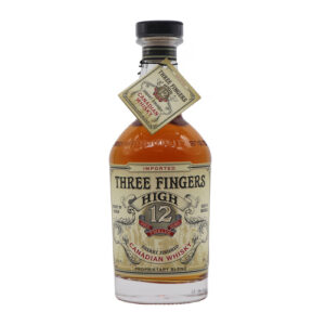 Three Fingers High 12 Year Old Sherry Finished Canadian Whisky
