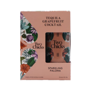 Two Chicks Cocktails • Sparkling Paloma 4pk-355ml