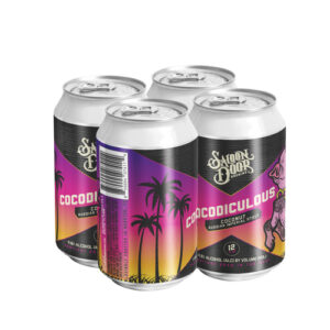 Saloon Door Imperial Stout Rotator • Cans