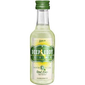 Deep Eddy Vodka • Lime 50ml (Each)