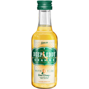 Deep Eddy Vodka • Orange 50ml (Each)