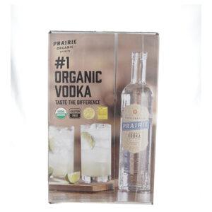 Prairie Vodka • 50ml (Each)