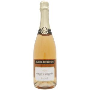 Blason De Bourgogne Cremant De Bourgogne Rose