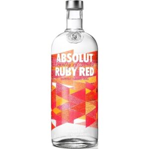 Absolut Vodka • Ruby Red