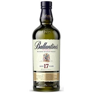 Ballantines Scotch • 17yr